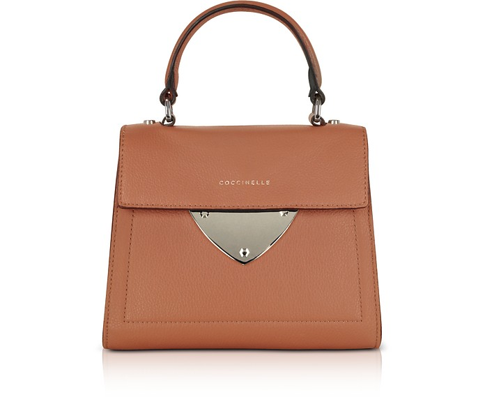 B14 Small Leather Satchel Bag - Coccinelle