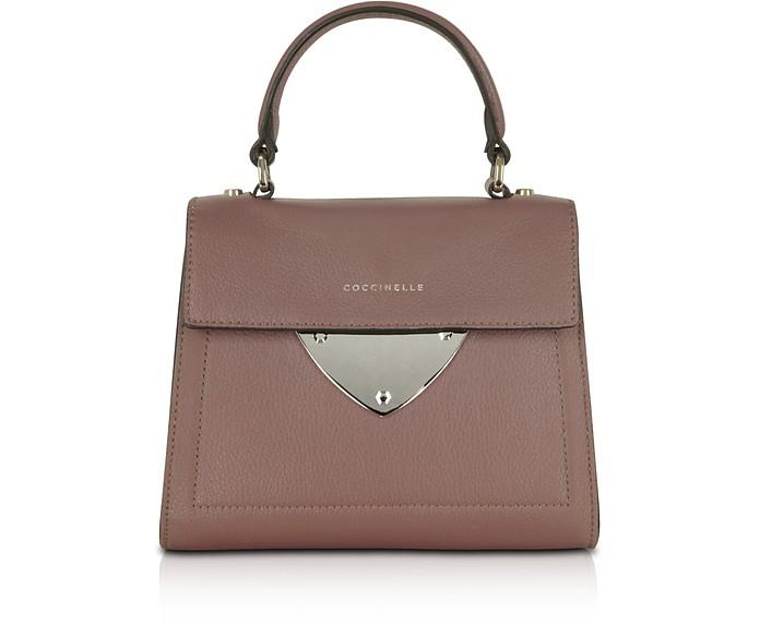 B14 Mini Leather Satchel Bag - Coccinelle