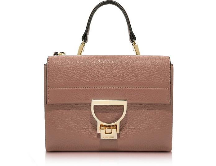 Arlettis Mini Leather Bag with Shoulder Strap - Coccinelle