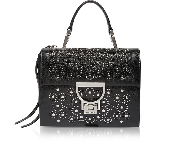Arlettis Studs Mini Bag w/Shoulder Strap - Coccinelle