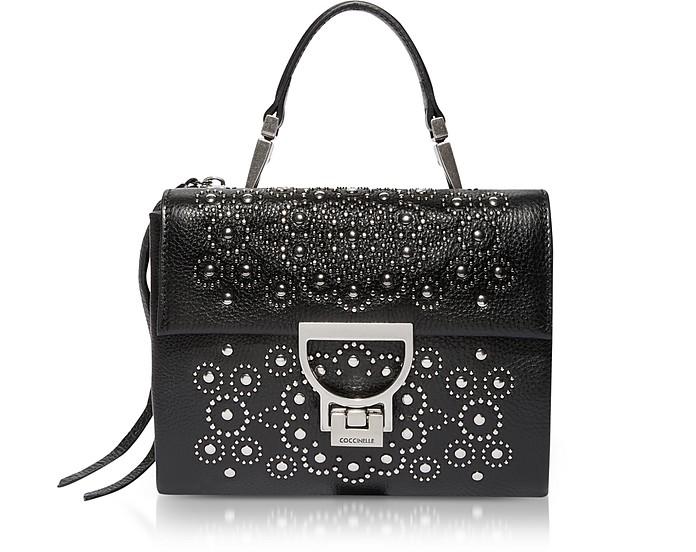 Arlettis Studs Mini Bag w/Shoulder Strap - Coccinelle / コチネッレ