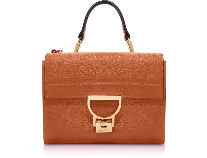 Arlettis Leather Top Handle Crossbody Bag - Coccinelle