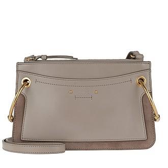 67f4db596cce Roy Mini Shoulder Bag Motty Grey - Chloe
