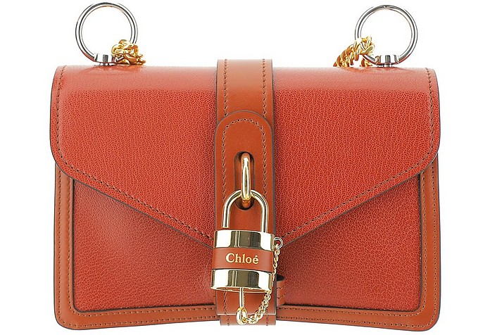 Aby Chain Shoulder Bag  - Chloe