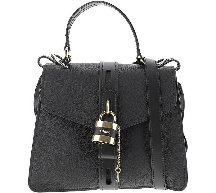 Black Aby Shoulder Bag - Chloe