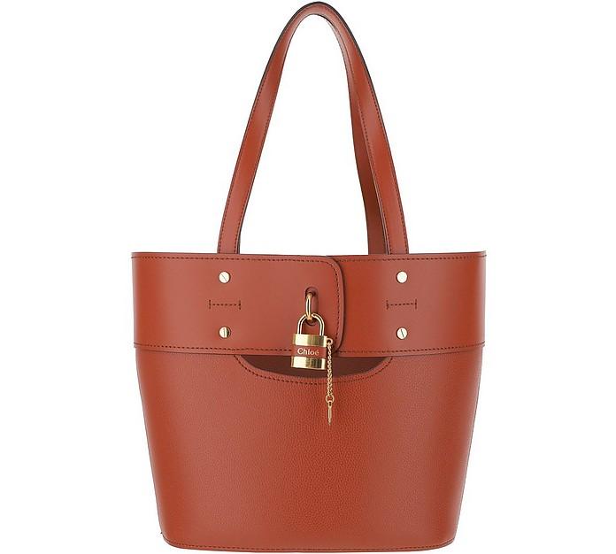 Brown Aby Tote Bag  - Chloe