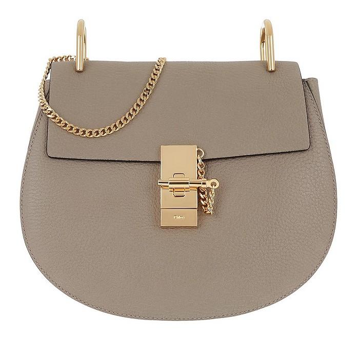 Drew Crossbody Bag Motty Grey - Chloe