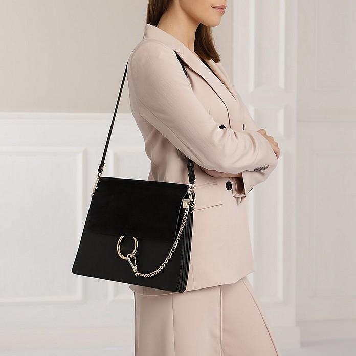 500e3b53dd Faye Shoulder Bag Black