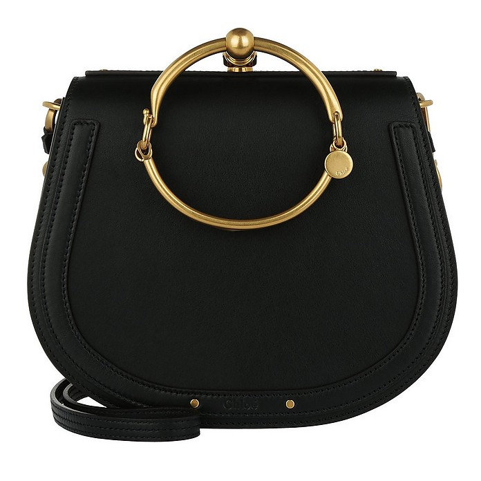 Nile Bracelet Bag Black - Chloe / クロエ