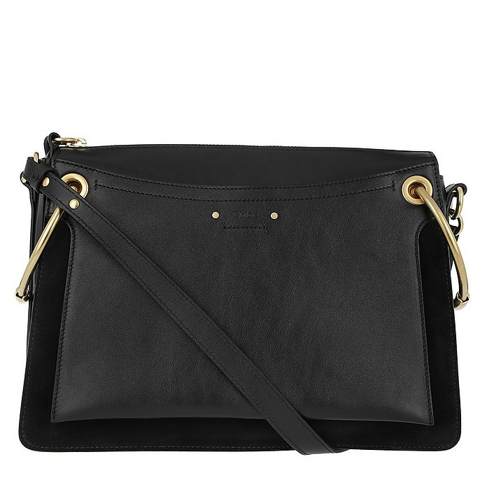 Roy Bag Medium Black - Chloe