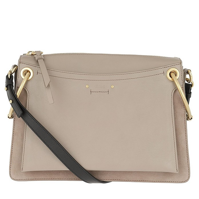 Roy Bag Medium Motty Grey - Chloé