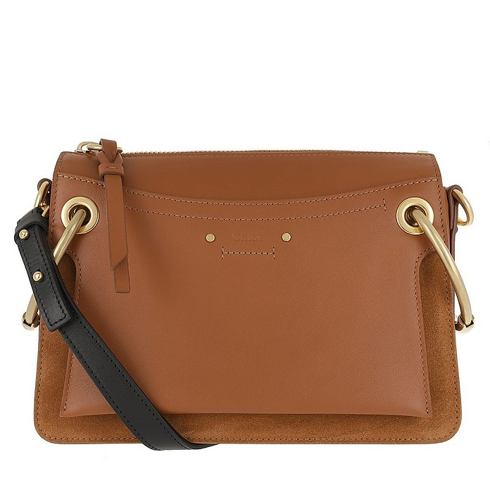 Roy Bag Small Caramel - Chloe