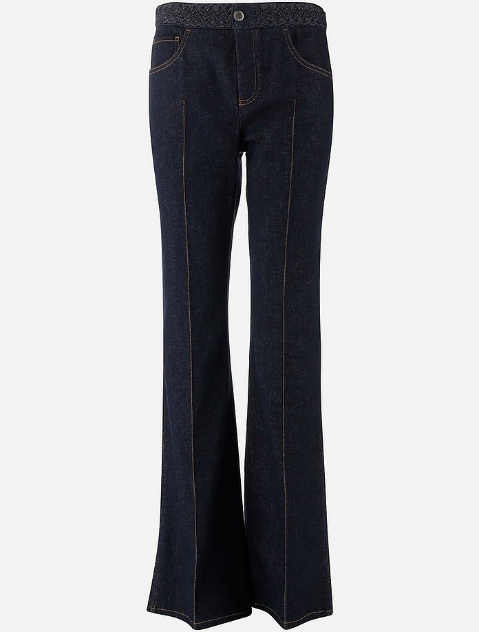 Women's Straight_Trousers - Chloé