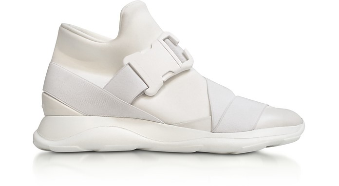 Neoprene High Top Women's Sneakers - Christopher Kane