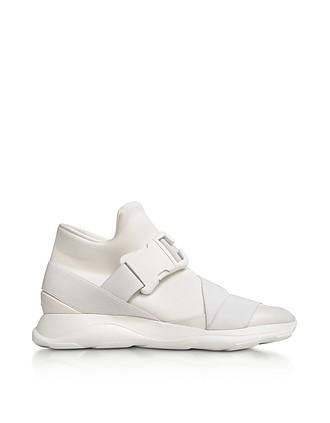 Neoprene High Top Women's Sneakers - Christopher Kane