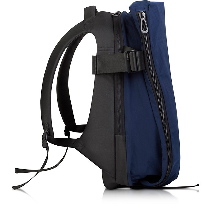 C te ciel isar medium midnight blue memory tech backpack - Alienware concealed carry ...