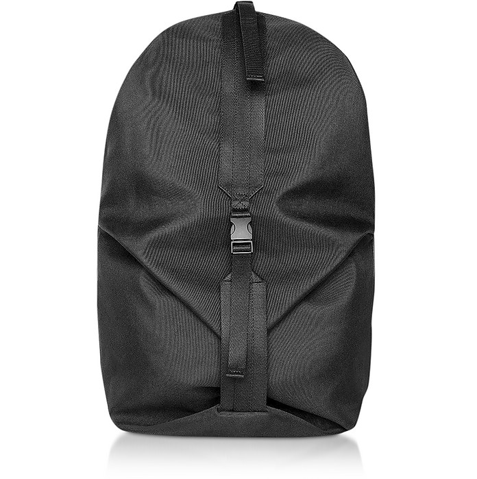 Black EcoYarn Oril L Backpack - Côte&Ciel