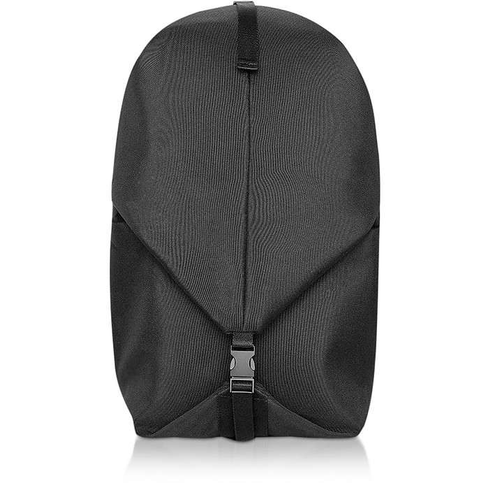 Black EcoYarn Oril S Backpack - Côte&Ciel