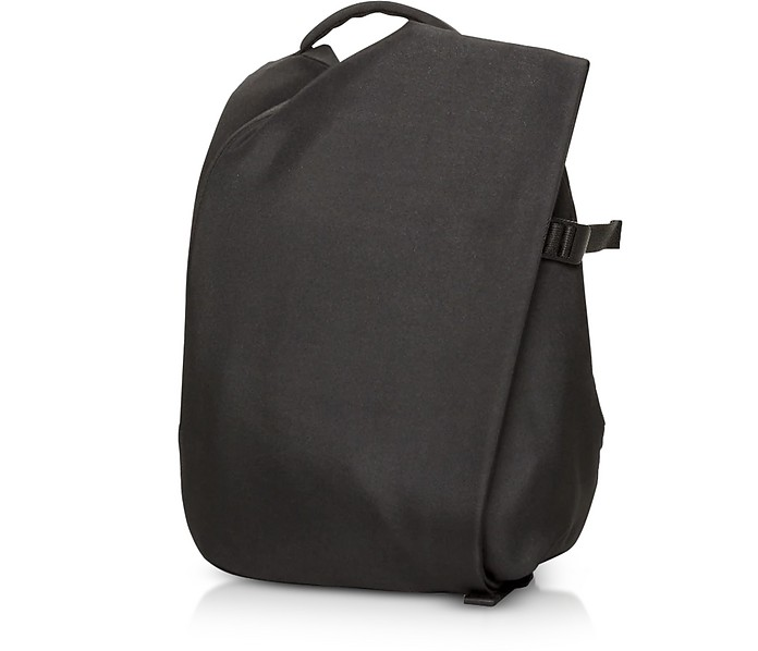 Black Isar Small EcoYarn Backpack - Côte&Ciel