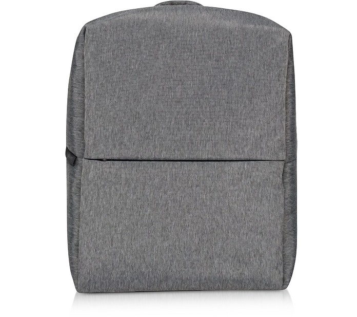 Black Melange Rhine EcoYarn Backpack - Côte&Ciel