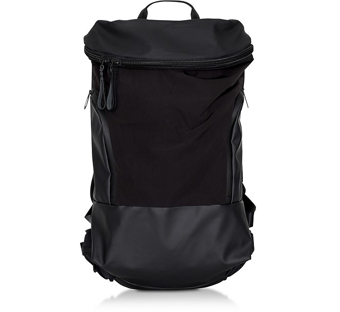 Black Nylon Kensico MemoryTech Backpack - Côte&Ciel