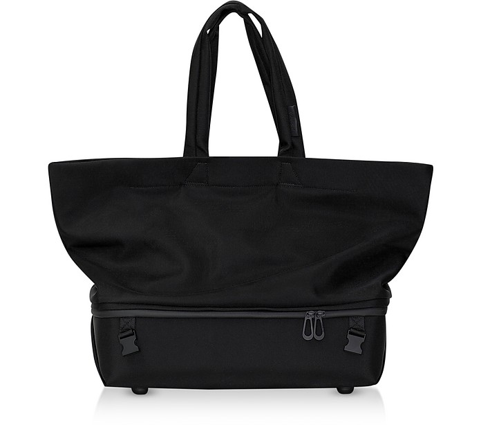 Black Amper Gym Bag - Côte&Ciel