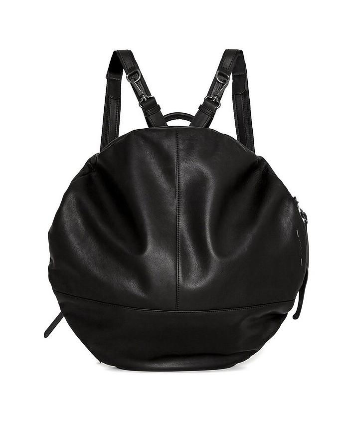 Black New Moselle Alias Round Backpack - Côte&Ciel