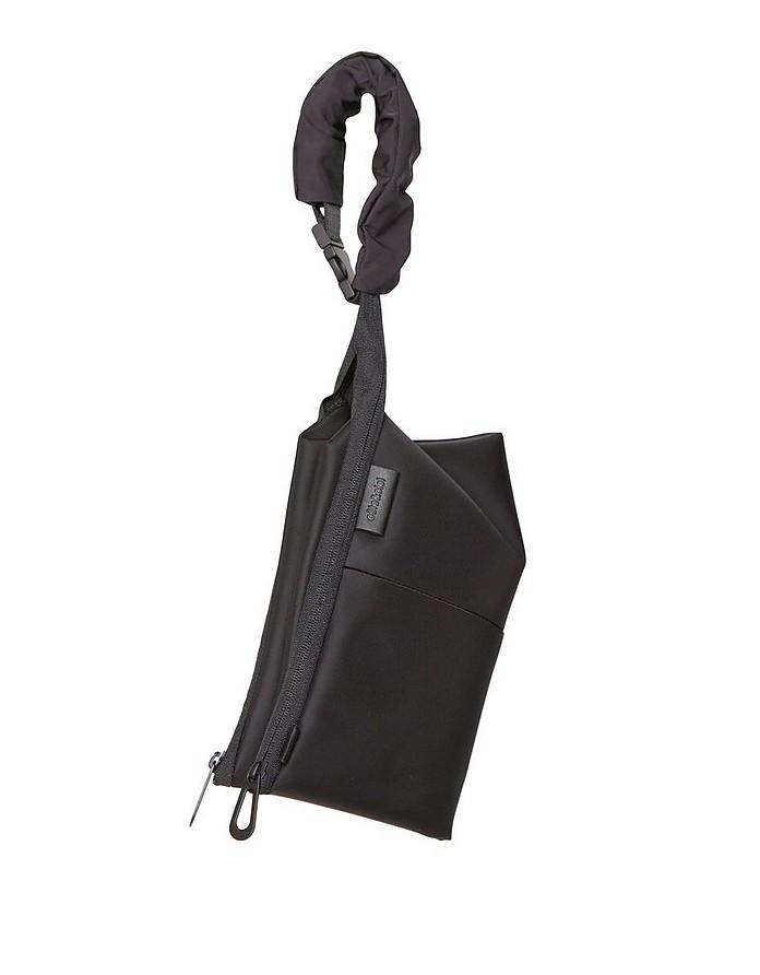 Black Kivu S Sleek Clutch - Côte&Ciel