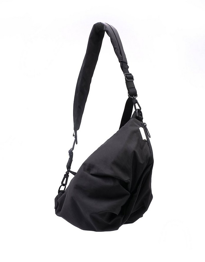 Black Orne Smooth Crossbody Bag - Cote&Ciel