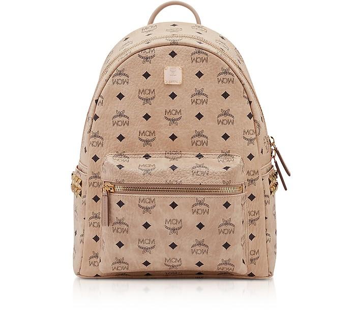 Side Studs Visetos Stark Backpack  - MCM