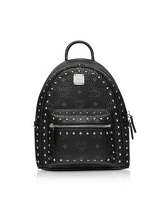 492ac1804c8f Studded Outline Visetos Stark Backpack - MCM