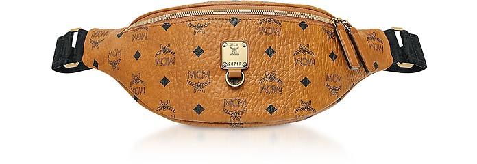 Fursten Visetos Small Belt Bag Cognac