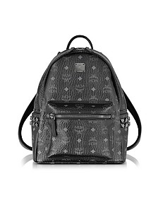 Stark Black Small Backpack