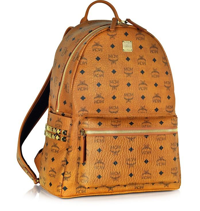 9f8f3272a51 Cognac Stark Medium Backpack - MCM.  960.00 Actual transaction amount