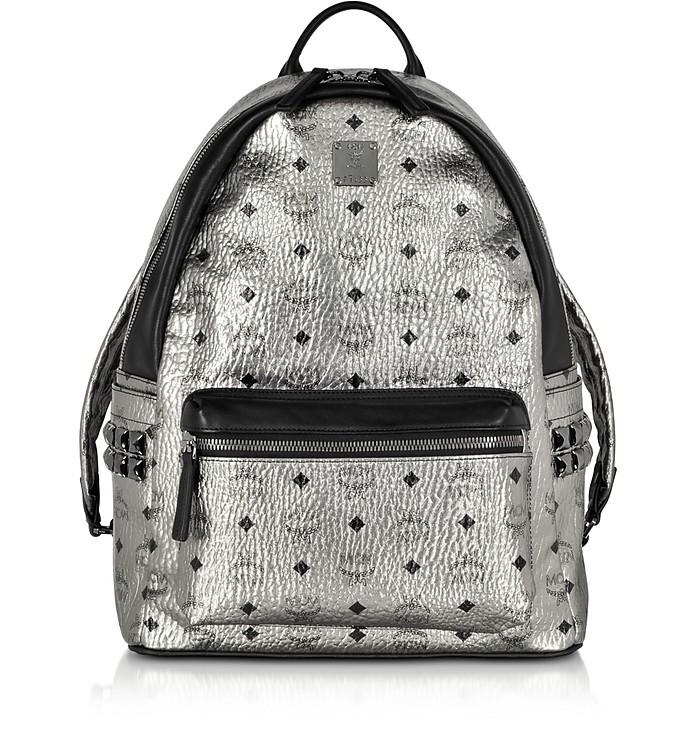 Metallic Medium Stark Backpack - MCM