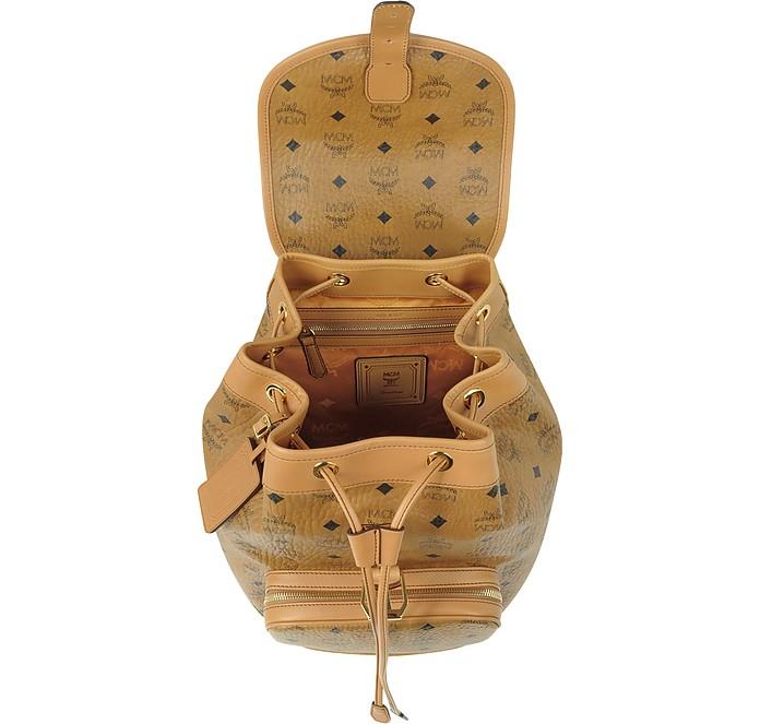 Heritage Medium Rucksack in cognacfarben