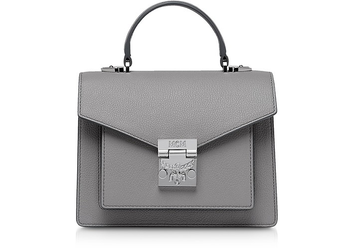 Patricia Park Avenue Small Satchel Bag - MCM