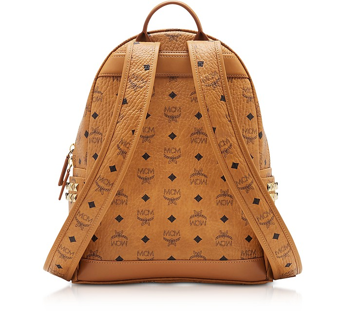 Cognac Small Medium Stark Backpack