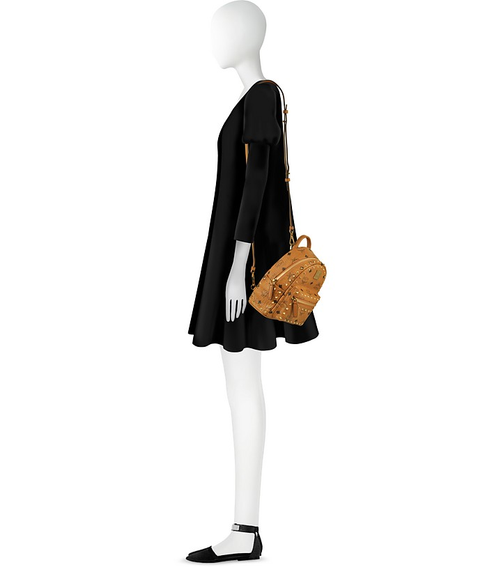 Studded Outline Visetos Stark Bebe Boo X Mini Backpack