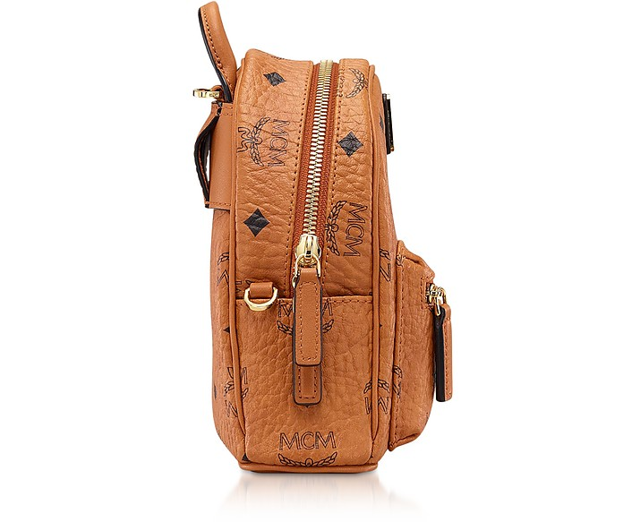 MCM Essential Visetos Original Mini Backpack FORZIERI