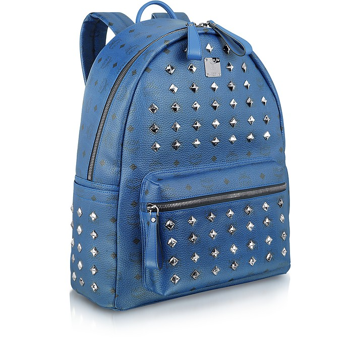 Stark - Large Logo Backpack - MCM
