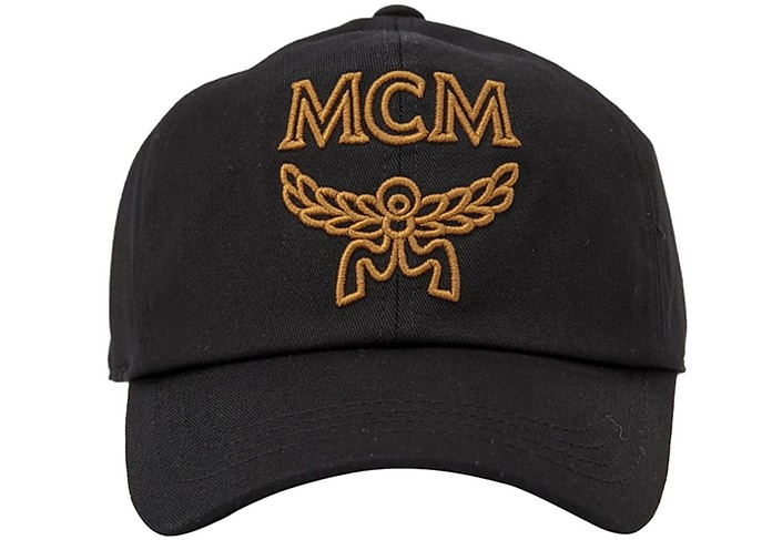 Signature Cotton Baseball Cap - MCM