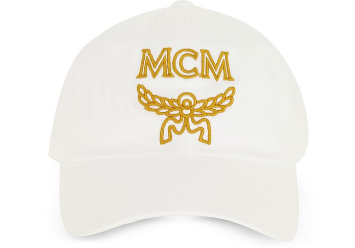 Signature Cotton Baseball Cap - MCM
