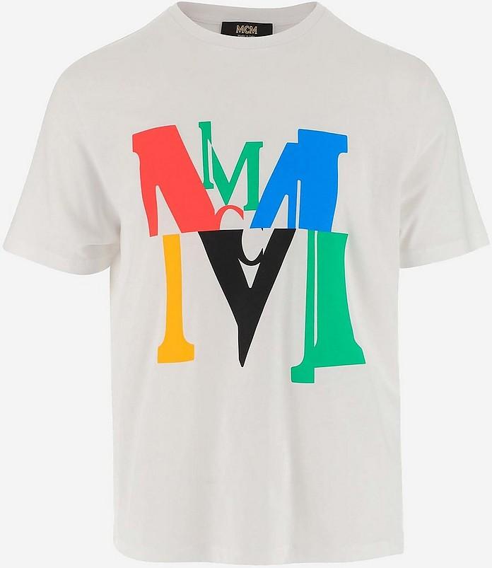Men's T-Shirt - MCM