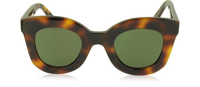 b31b9fd29727 BABY MARTA CL 41393 S Acetate Square Frame Women s Sunglasses - Céline