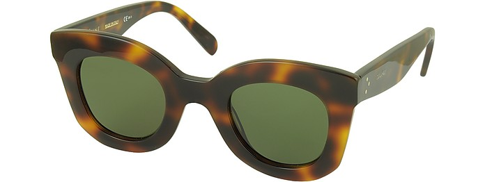 fad56099b82 BABY MARTA CL 41393 S Acetate Square Frame Women s Sunglasses - Céline.  Sold Out