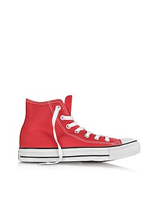 All Star Sneaker aus Canvas in rot - Converse Limited Edition