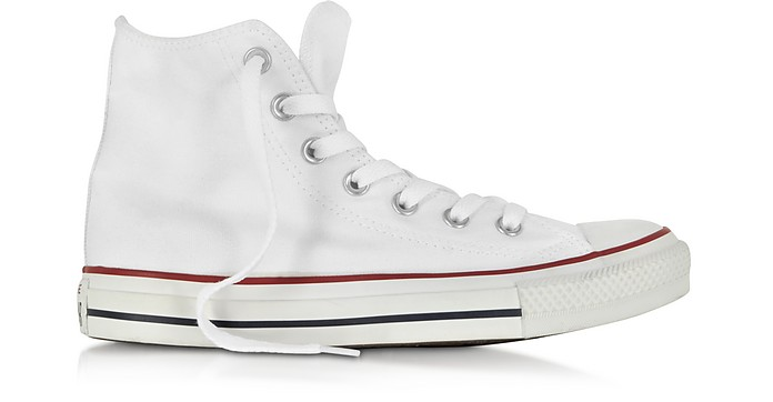 Sneakers All Star Altos de Lona Blanca - Converse Limited Edition