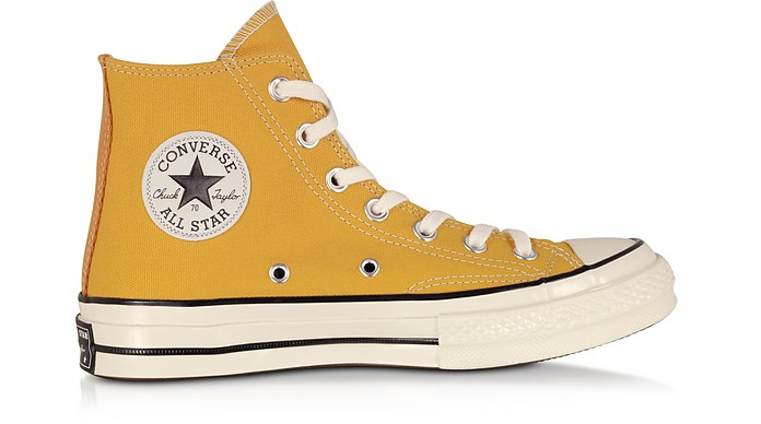 Sunflower Chuck 70 w/ Vintage Canvas High Top - Converse Limited Edition