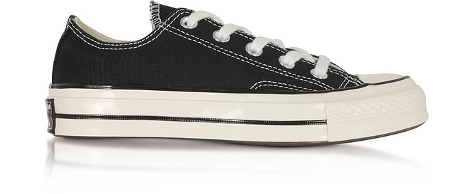 Black Chuck 70 w/ Vintage Canvas Low Top - Converse Limited Edition
